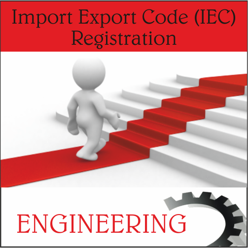 Import Export Code Registration